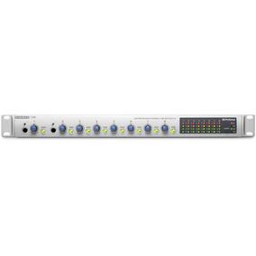 Pré Amplificador Profissional Presonus Digimax D8