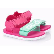 Sandália Adidas Originals Beach Infantil Meninas 1magnus