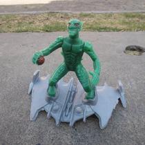 Vintage Hombre Araña Figura De El Duende Verde Bootleg!