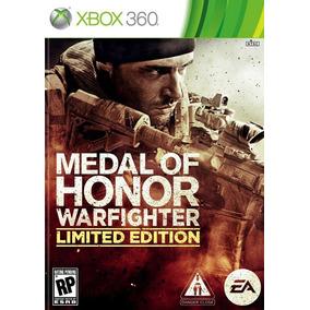 Medal Of Honor Warfighter Limited Incluye Steelbook Xbox 360