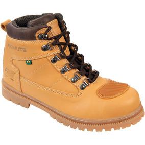 Bota Adventure Mostarda Yellow Tamanho Grande 45 46 47 48