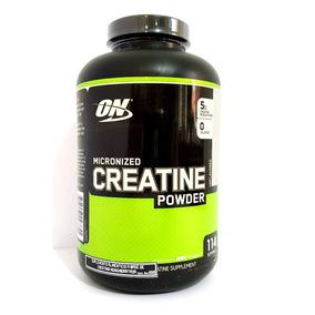 Creatina On Creatine Powder 600g (114 Porciones) - Sin Sabor