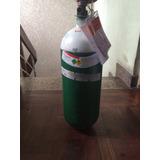 Balon De Oxigeno Medicinal Certificado Con Manómetro