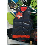 Chaleco De Wakeboard Liquid Force Cardigan Comp (pullover)