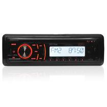 Toca Cd Player Mp3 Automotivo Usb Aux Sd Carro Som Rádio