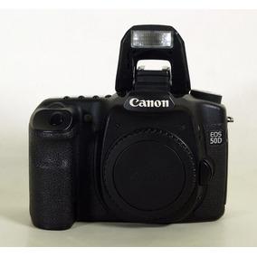 Cámara Canon 50d Profesional Réflex Digital Cargador Batería