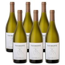 Caja X 6 Vino Blanco Taymente Chardonnay