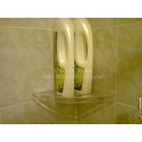 Repisa Esquinero Ideal Para Baños Paquete De 5 Pzas