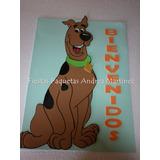 Cumpleaños Tematico Scooby Doo Cotillon Infantil