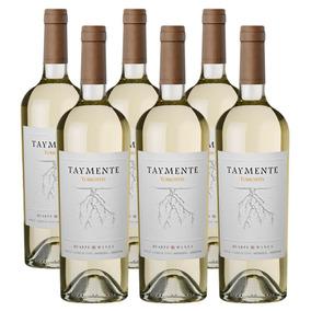 Caja X 6 Vino Blanco Taymente Torrontés