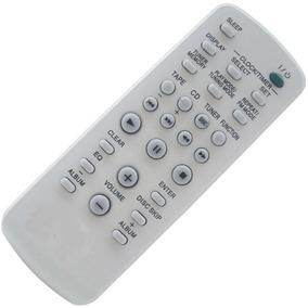 Controle Remoto Rm-amu006 Radio Mini System Sony Zux9 Gtx66