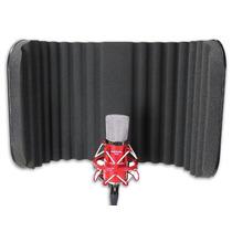 Concha Cabina Aislamiento Y Reflexion Para Microfono Estudio