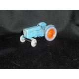 Matchbox Lesney #72 Fordson Major Tractor , Original