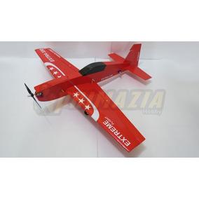 Kit Para Montar Aeromodelo Extra 330 3d Avião P3 Depron Cnc