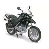 Moto Bmw Negra Replica A Escala 1/12 Envio Gratis