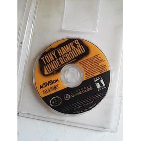 Tony Hawk Underground Gamecube