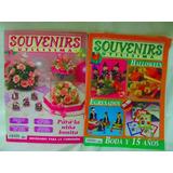 2 Revistas Souvenirs Utilisima Boda Y 15 Y Para Niña Bonita