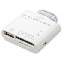 Adaptador Leitor De Ipad Usb Sd Camera Connection Kit