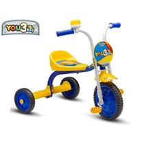 Triciclo Infantil Bicicleta Nathor Aro 5 Menino Bebe Criança