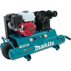 Compresor De Aire A Gasolina 5.5hp 38 Ltr Makita Honda