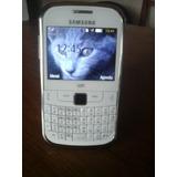 Celular Samsung Gt-s3350 Movistar Poco Uso +funda+usb