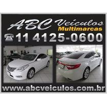 Hyundai Azera Gls 3.0 - Interior Caramelo - Ano 2012- Bonito