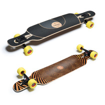 Longboard - Loaded Tan Tien Patineta Complete