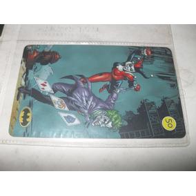 Cartão Telefônico Série Especial Batman