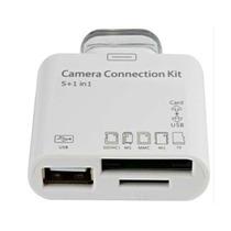 Leitor De Ipad Usb Sd Adaptador Camera Connection Kit