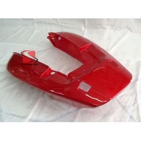 Rabeta Dafra Speed 150 Vermelha Completa 3 Peças Serjao