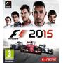 F1 2015 Simulador Carrera Juego Pc Español Original Platinum