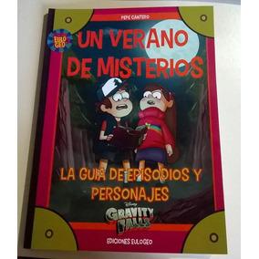 Libro Guia De Gravity Falls Exclusivo (no Es El Diario 3)
