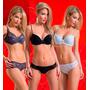Bikini Tull Estampado Terciopelo C/enc- Mon Amour / Mallbits