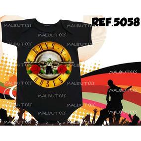 Body Bori Bebe Rock Bandas Guns N
