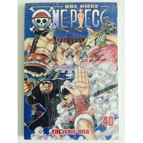 Mangá One Piece Volume 40 - Eiichiro Oda - Panini - Lacrado!