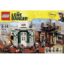 Remato Lego The Lone Ranger 79109 Colby City, Hobbit