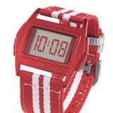 Reloj Converse Vr005 Lowboy Aluminio Malla Textil Solo 38grs