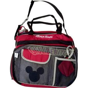 Bolso Organizador Con Cambiador Disney Mickey Mouse