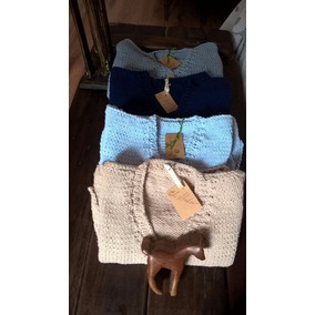 Sacos De Bebes Y Niños Hasta 4 Años Tejido En Hilo