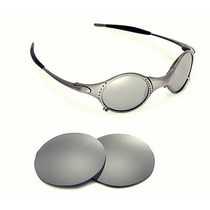 Oculos Mars Medusa Xmetal Lentes Black Polarizadas Original