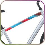 Adesivos Para Bicicletas - Acessório - Bike - Pg Adesivos