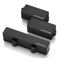 Set Captador Emg 4 Cordas P/baixo Emg-pjset Hz Passivo