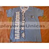 Playera Kappa Edición Diego Maradona Talla Chica. Argentina