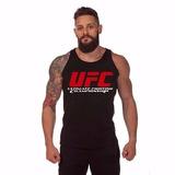 Camiseta Camisa Regata Ufc Ultimate Fighting Championship