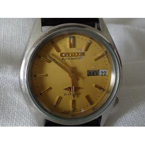 Reloj Citizen Automático Vintage Cadete Corona A Las 4