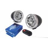 Radio Alarma Mp3 Para Moto, Llavero Control Remoto