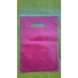 Bolsas De Cotillon Plasticas Unicolor
