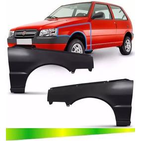 Par Paralama Fiat Uno Fiorino 2004 2005 2006 2007 2008 2009
