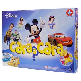Jogo Cara A Cara - Disney