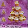 Base Exhibidor Porta Cupcakes Ponque Marca Wilton